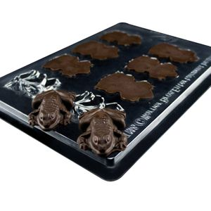 [Harry Potter: Chocolate Frog Mould (Product Image)]
