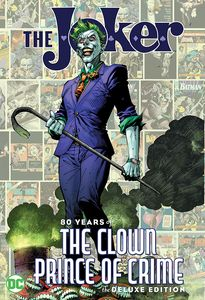 [Joker: 80 Years Of The Clown Prince Of Crime (Hardcover) (Product Image)]
