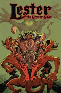 [Lester Of The Lesser Gods (One Shot) (Cover B Kendall) (Product Image)]