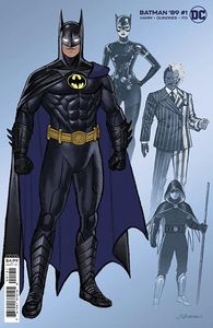 [Batman '89 #1 (Joe Quinones Design Cardstock Variant) (Product Image)]