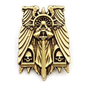 [Warhammer 40k: Artifact Pin Badge: Dark Angel (Product Image)]