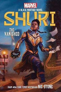 [Shuri: A Black Panther Novel: Book 2: The Vanished (Product Image)]