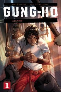 [Gung Ho: Anger #1 (Cover A Stephen Segovia) (Product Image)]