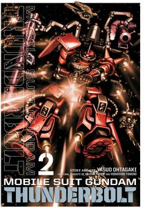 [Mobile Suit Gundam: Thunderbolt: Volume 2 (Product Image)]