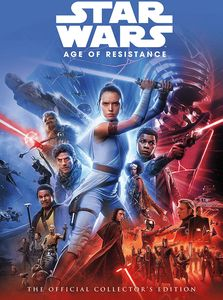 [Star Wars: The Age Of Resistance: Official Collectors Edition (Hardcover) (Product Image)]