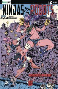 [Ninjas & Robots #2 (Cover A Erik Klaus) (Product Image)]