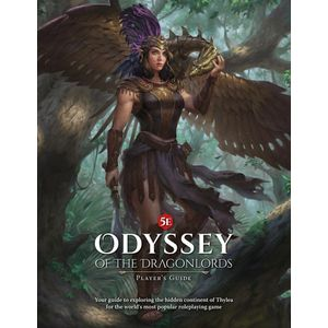 [Odyssey Of The Dragonlords: Players Guide (Product Image)]