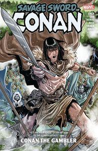 [Savage Sword Of Conan: Conan The Gambler (Product Image)]