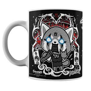 [Aggretsuko: Mug:  Choke On My Rage (Product Image)]