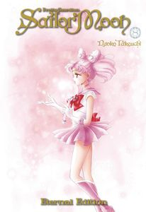 [Sailor Moon: Eternal Edition: Volume 8 (Product Image)]