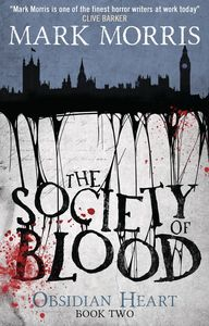 [Obsidian Heart: Book 2: The Society Of Blood (Product Image)]