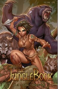 [Grimm Fairy Tales Presents: The Jungle Book (Product Image)]