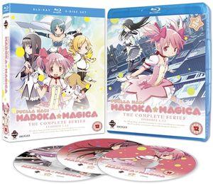 [Puella Magi Madoka Magica (Blu-Ray/DVD) (Product Image)]