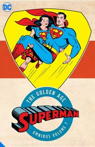 [Superman: The Golden Age: Omnibus: Volume 7 (Hardcover) (Product Image)]