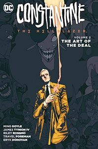 [Constantine: The Hellblazer: Volume 2: The Art Of The Deal (Product Image)]