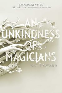 [An Unkindness Of Magicians (Product Image)]
