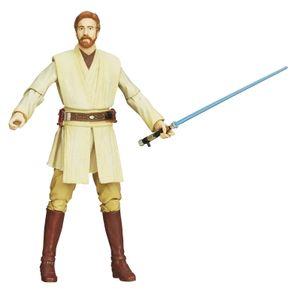 [Star Wars: Black Series: Wave 3 Action Figures: Obi-Wan Kenobi (Product Image)]