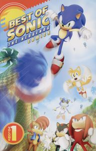[Best Of Sonic The Hedgehog: Volume 1 (Product Image)]