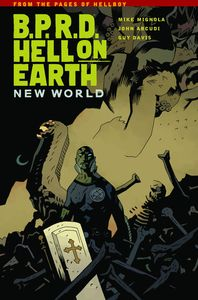 [B.P.R.D.: Hell On Earth: Volume 1: New World (Product Image)]