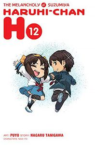 [The Melancholy Of Suzumiya Haruhi-Chan: Volume 12 (Product Image)]