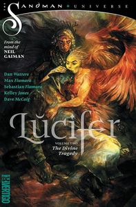[Lucifer: Volume 2: The Divine Tragedy (Product Image)]