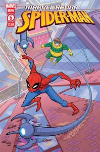 [Marvel: Action Spider-Man #5 (Cover A Murphy) (Product Image)]