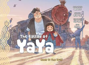[Ballad Of Yaya: Volume 7: Trap (Product Image)]