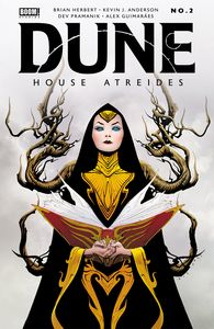 [Dune: House Atreides #2 (Cover A Lee) (Product Image)]