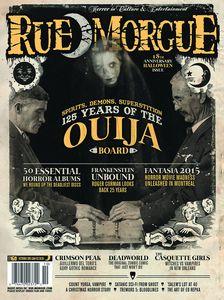 [Rue Morgue Magazine #168 (Product Image)]