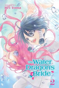 [Water Dragons Bride: Volume 2 (Product Image)]