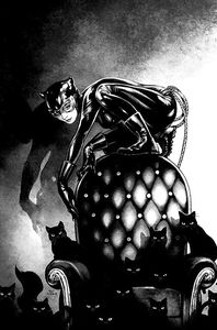 [Batman: Black & White #2 (Catwoman By Kamome Shirahama) (Product Image)]