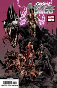 [Savage Avengers #4 (2nd Printing Deodato Variant) (Product Image)]