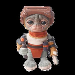[Star Wars: The Rise Of Skywalker: Plush Toy: Babu Frik (Product Image)]