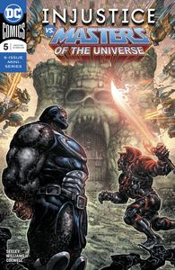 [Injustice Vs The Masters Of The Universe #5 (Product Image)]