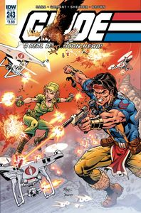 [GI Joe: A Real American Hero #243 (Cover B Royle) (Product Image)]
