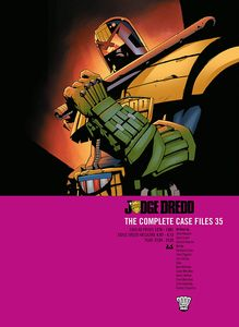 [Judge Dredd: The Complete Case Files: Volume 35 (Product Image)]