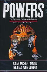 [Powers: Bureau Saga (Hardcover) (Product Image)]