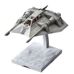 [Star Wars: 1:48 Scale Model Kit: Snowspeeder (Product Image)]
