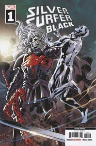 [Silver Surfer: Black #1 (2nd Printing Deodato Spoiler Variant) (Product Image)]