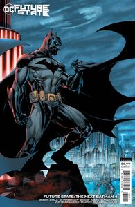 [Future State: The Next Batman #4 (Cover B Jim Lee & Scott Williams Card Stock Variant) (Product Image)]