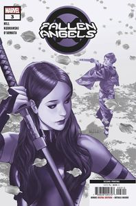[Fallen Angel #3 (2nd Printing Witter Variant DX) (Product Image)]