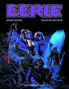 [Eerie Archives: Volume 18 (Hardcover) (Product Image)]