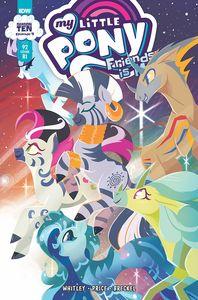 [My Little Pony: Friendship Is Magic #92 (Justasut Variant) (Product Image)]