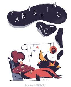 [Vanishing Act (Hardcover) (Product Image)]