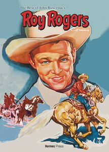 [Best Of John Buscema's Roy Rogers Comics (Hardcover) (Product Image)]