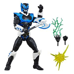 [Power Rangers: Power Rangers In Space: Lightning Collection Action Figure: Psycho Blue Ranger (Product Image)]