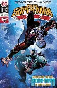 [New Super Man & The Justice League Of China #21 (Product Image)]