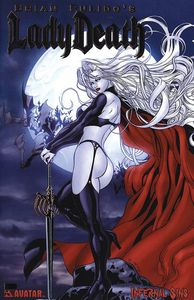 [Lady Death: Infernal Sins (Platinum Foil Variant) (Product Image)]
