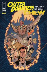 [Outer Darkness: Chew #1 (Cover B Guillory) (Product Image)]