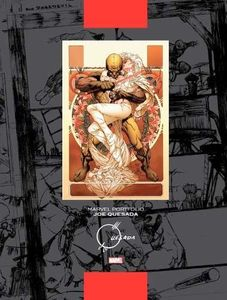 [Marvel Portfolio: Joe Quesada (Hardcover) (Product Image)]